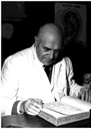 Dr. Nogier descubridor auriculomedicina